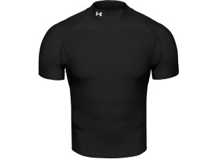 Koszulka Under Armour Rashguard ColdGear SS Comp Mock 1003539-001