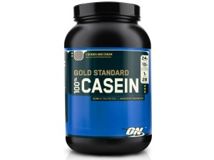 Optimum Nutrition Białko 100% Casein 909g