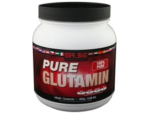 Mr. Big L-Glutamin 400g