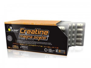 Olimp Creatine Magna Power 1100 300kaps