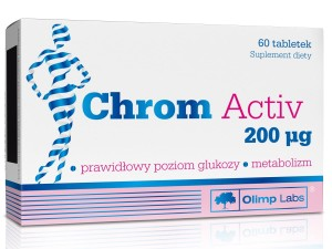 Olimp Chrom Activ 200 60tabs