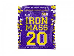 Iron Horse Series Iron Mass 20 50g