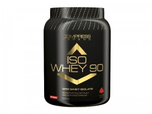 Nutrend Iso Whey 90 1000g