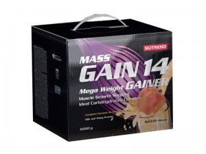 Gainer Mass Gain