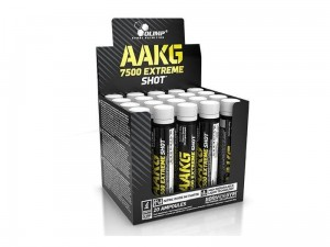 Olimp AAKG 7500 Extreme Shot 10x25ml