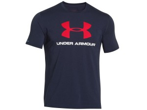 Koszulka Under Armour CC Sportstyle Logo T 1257615-410