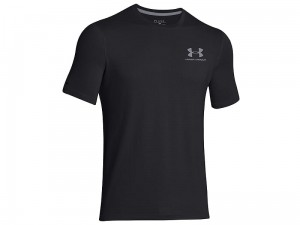Koszulka Under Armour CC Left Chest Logo T 1257616-001