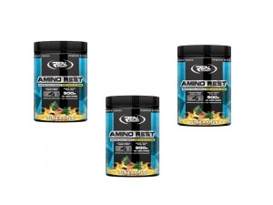 Real Pharm BCAA Amino Rest 3x 500g