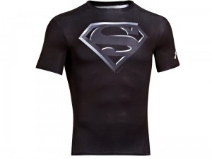 Koszulka Under Armour Alter Ego Superman Comp SS 1244399-005