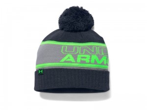 Czapka Under Armour Pom Beanie 1283110-008