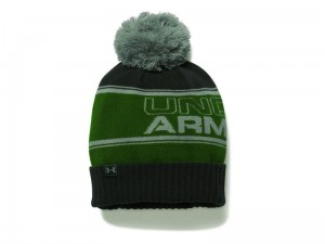 Czapka Under Armour Pom Beanie 1283110-357