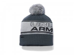 Czapka Under Armour Pom Beanie 1283110-025