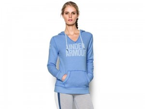 Bluza Damska Under Armour Favorite Fleece Hoodie 1283253-464