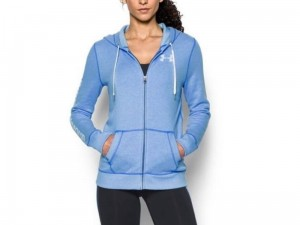 Bluza Damska Under Armour Favorite Fleece Full Zip 1283255-464