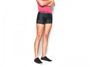 Spodenki damskie Under Armour HeatGear Shorty 1297899-013
