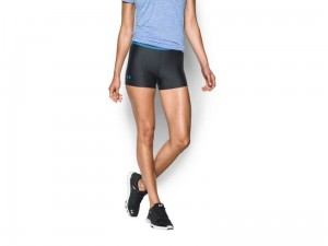 Spodenki damskie Under Armour HeatGear Shorty 1297899-018