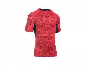 Koszulka Under Armour Rashguard HeatGear Comp Printed 1257477-602