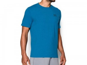 Koszulka Under Armour CC Left Chest Logo T 1257616-779