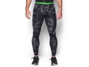 Legginsy Under Armour Heatgear Printed Compression Legging 1258897-006