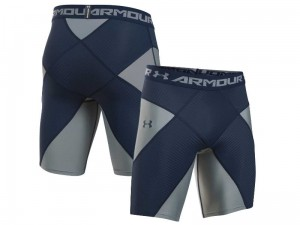 Spodenki Under Armour Heatgear Coreshort 1271461-410