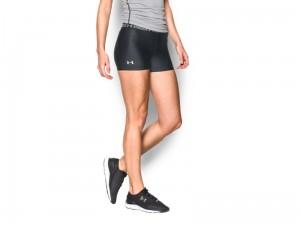 Spodenki damskie Under Armour HeatGear Shorty 1297899-001