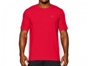 Koszulka Under Armour CC Left Chest Logo T 1257616-600