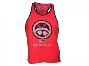 Olimp Tank Top Classic Red