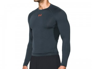 Koszulka Under Armour Rashguard HeatGear LS Comp T 1257471-009