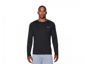 Koszulka Men's UA Tech™ Long Sleeve T-Shirt 1264088-001 czarny