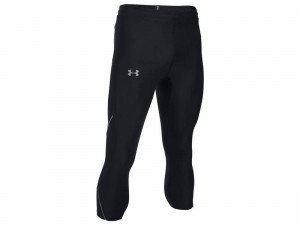 Legginsy Under Armour Run True HeatGear Capri 1290260-001