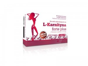 Olimp L-Karnityna Forte Plus 80tabs do ssania