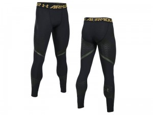 Legginsy Under Armour HeatGear Zone Compression Legging 1289579-001