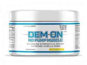 Medlabs DemOn NO Pump Muscle 180g