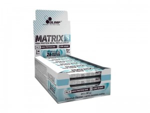 Olimp Baton Matrix 24x 80g