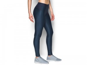 Legginsy damskie Under Armour HeatGear Printed Legging 1297911-413