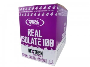 Real Pharm Isolate BOX 20x 30g