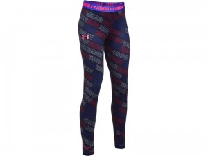 Legginsy damskie Under Armour HeatGear Printed Legging 1271028-004