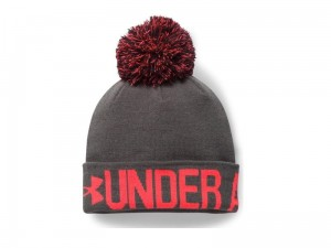Czapka Under Armour Graphic Pom Beanie 1299902-090