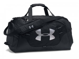 Torba Under Armour Undeniable Duffel 3.0 Medium 1300213-001 czarna
