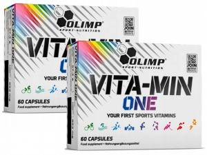Olimp Vitamin One 2x 60kaps