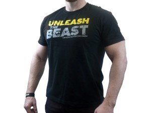 Koszulka T-Shirt Unleash The Beast