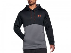 Bluza Męska Under Armour AF Icon Solid Po Hood 1280729-003