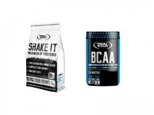 Real Pharm Shake It 700g + BCAA Instant 400g