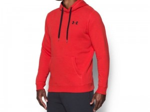 Bluza Męska Under Armour ColdGear Rival Fitted Pull Over 1302292-600