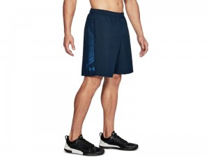 Spodenki Under Armour Woven Graphic Short 1309651-408