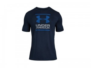 Koszulka Under Armour GL Foundation SS Tee 1326849-408
