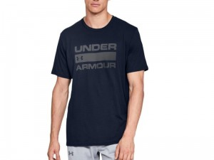 Koszulka Under Armour Team Issue Wordmark SS 1329582-408