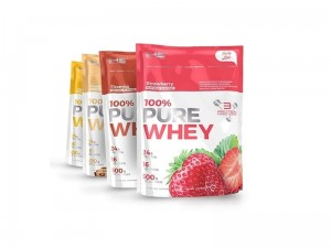 100 % Pure Whey 500g