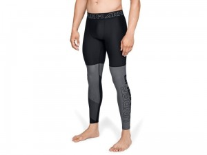 Legginsy Męskie Under Armour Microthread Vanish 1320678-001