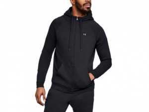 Bluza Męska Under Armour Rival Fleece Full Zip Hoodie 1320737-001